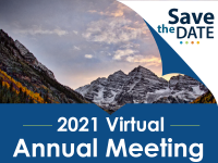 Save the date 2021 Annual Meeting