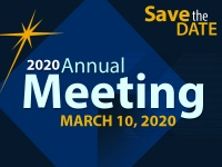 save the date 2020 annual meeting march 10 2020