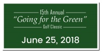 Going for the Green Golf Classic 2018