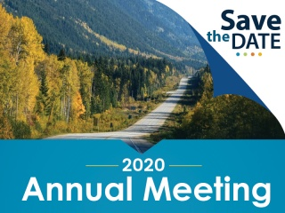 save the date 2020 annual meeting