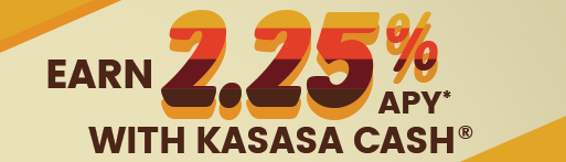 earn 2.25 percent apy with kasasa cash