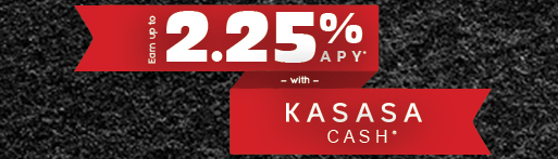 earn 2 point 25 percent with kasasa cash