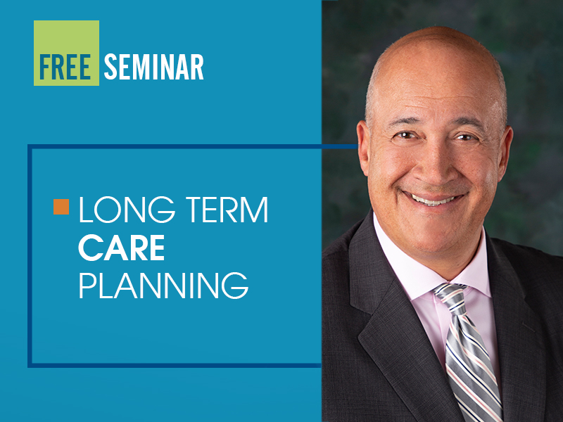 Fred long term care planning free seminar